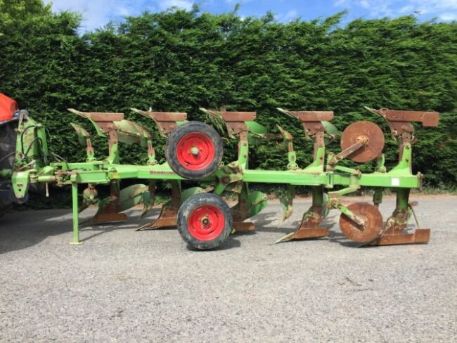 Cultivation machinery