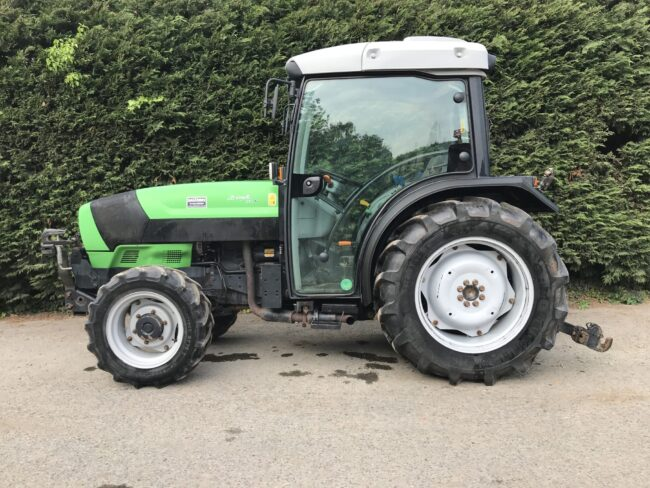 Deutz Fahr Agroplus 420S (Narrow)
