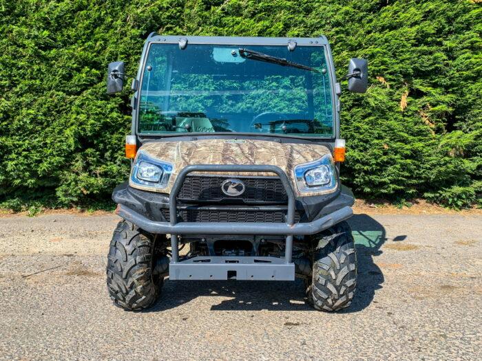 Kubota RTV X900 camo full cab