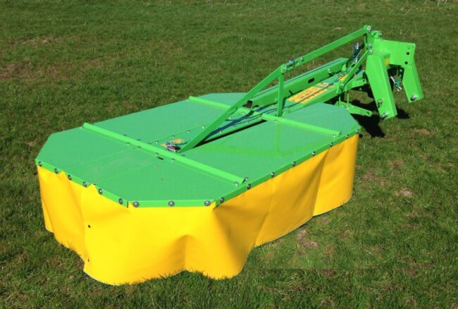 Talex 2 drum mower