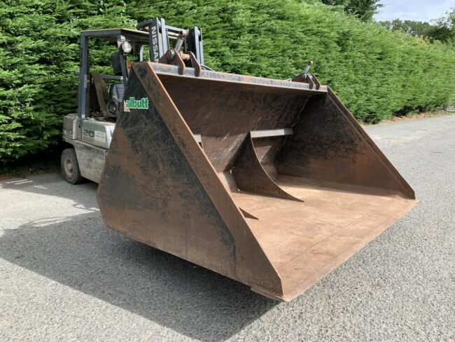 Albutt 4 cube bucket heavy duty