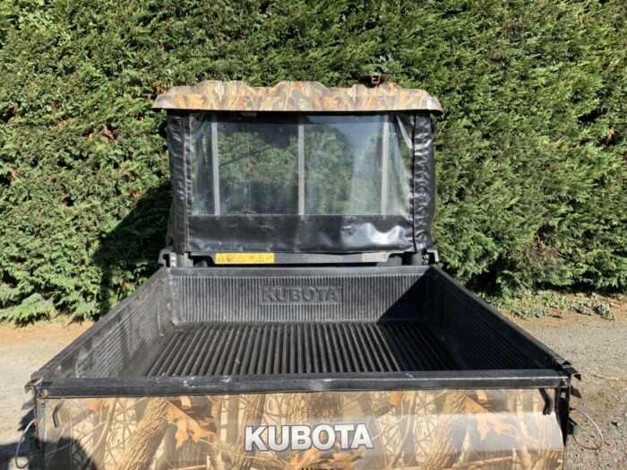 Kubota RTV 900 camo