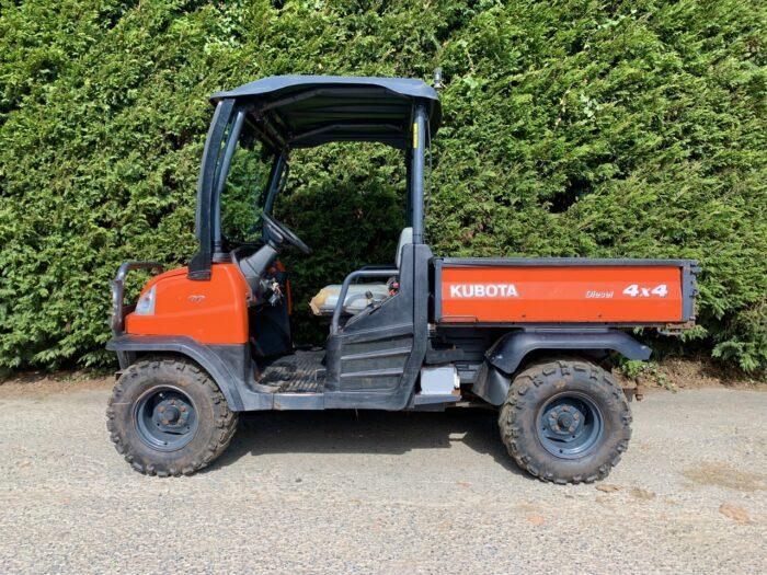 Kubota RTV 900 orange