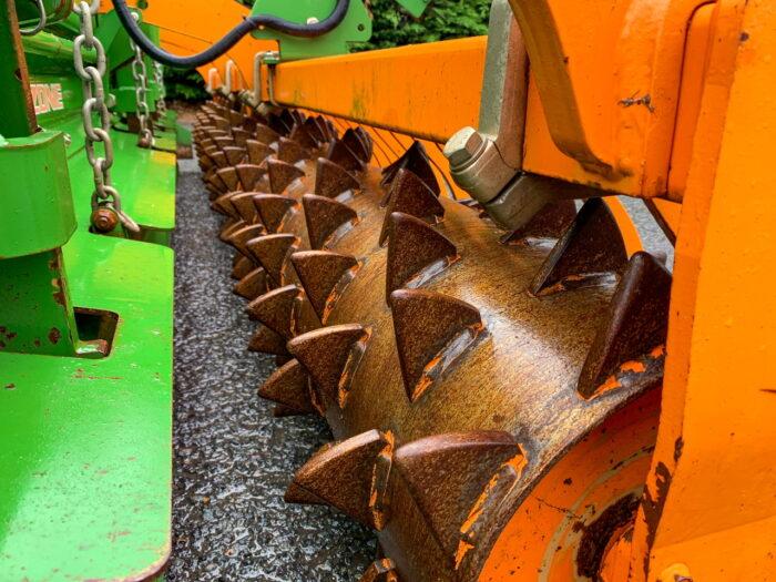 Amazone KG 4001-2 | 4 metre folding power harrow