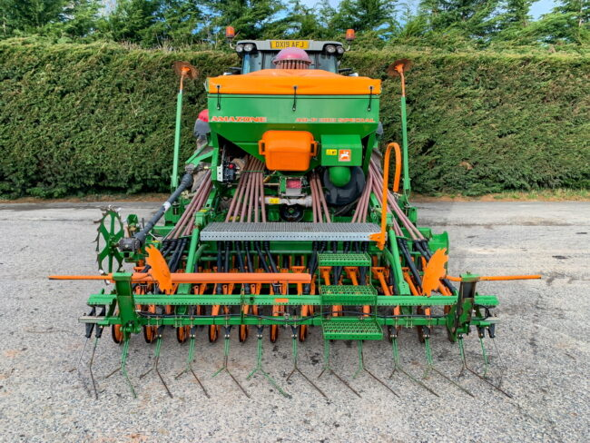 Amazone AD-P 303 Special disc drill combination