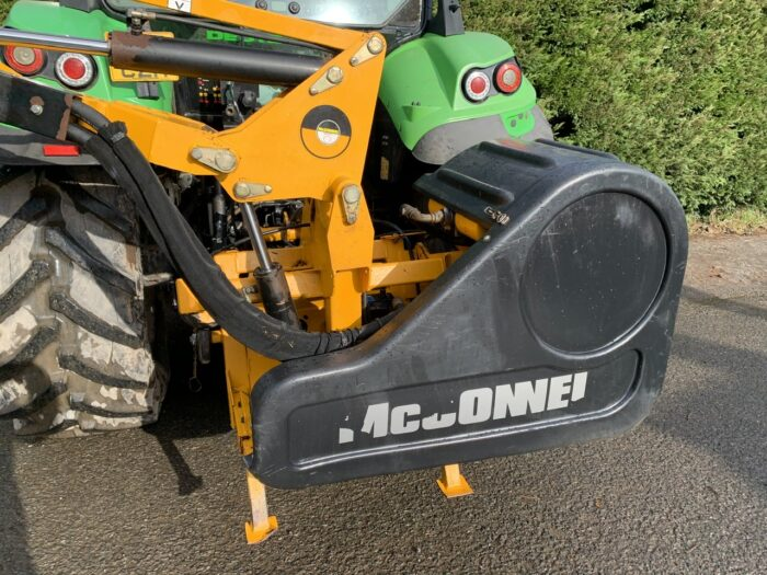 McConnell PA48E hedge trimmer