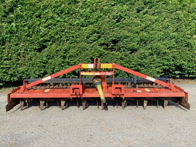 Maschio DMR 4000 power harrow