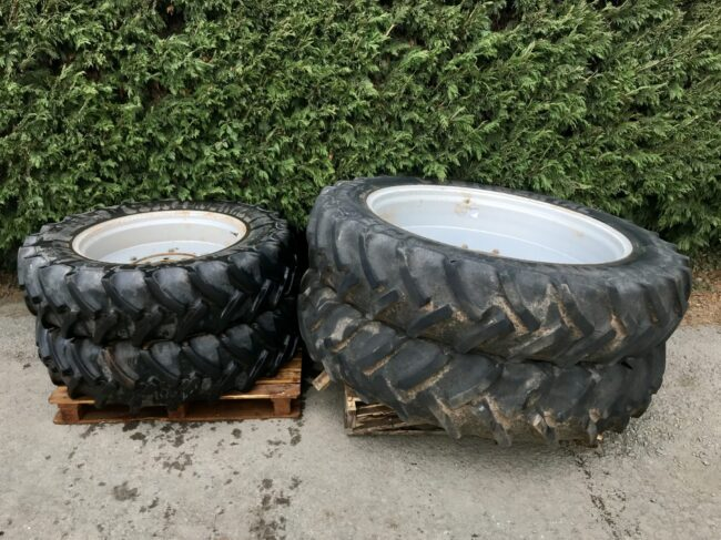 340/85 R48 & 320/90 R32 row crop wheels