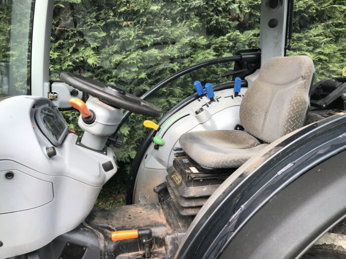 Deutz Fahr Agroplus 420S (Narrow)