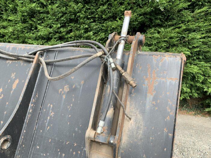 Albutt 4 cube bucket heavy duty