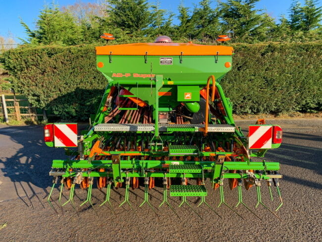 Amazone AD-P 303 Super disc drill combination