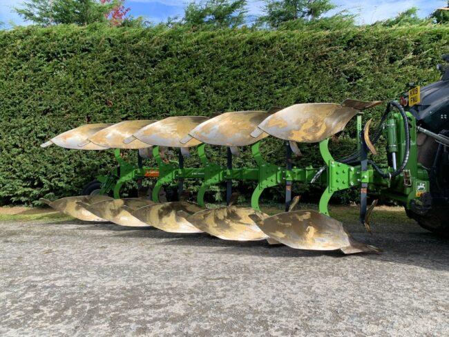 Amazone Cayros XMS 5 furrow plough