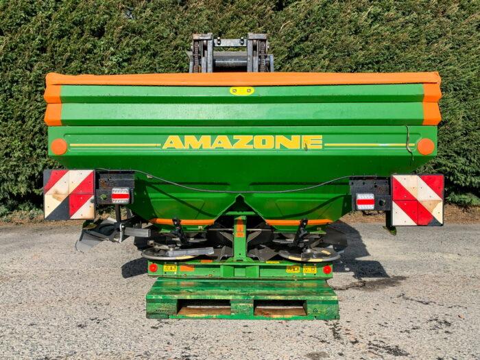 Amazone ZA-M 2200 fertiliser spreader