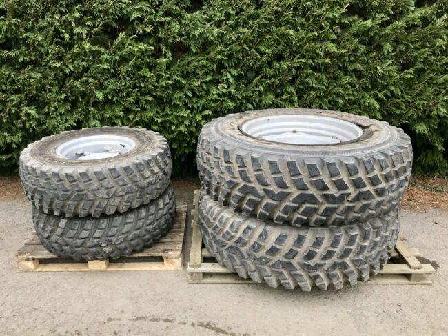 440/80 R30 & 360/80 R20 Nokian TRI 2