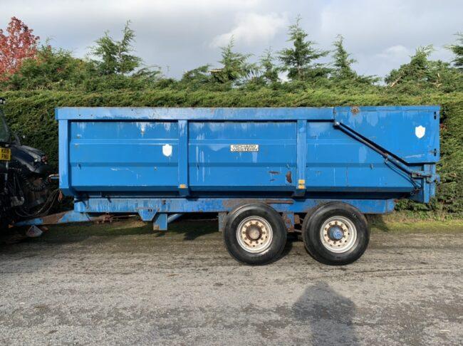 Richard Western 14 ton trailer