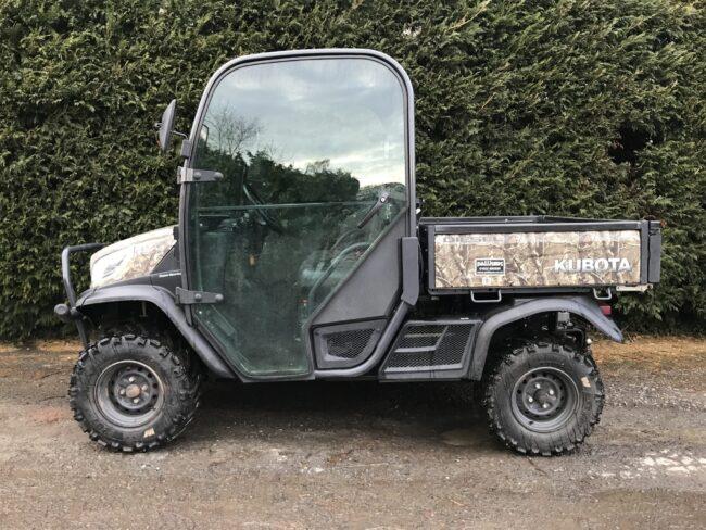 Kubota RTV X900 & doors