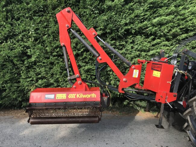 Kilworth Procomas BS72 compact tractor hedge cutter