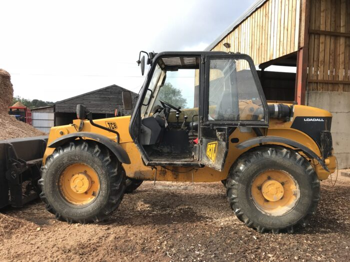 JCB 528-70 Loadall