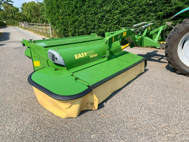 Krone EasyCut R280 CV mower conditioner