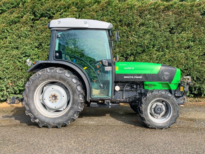 Deutz Fahr Agroplus 420 S fruit tractor