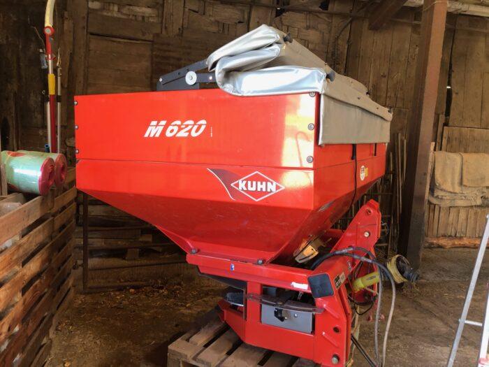 Kuhn Spreader MDS 935