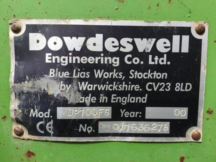 Dowdeswell DP100S