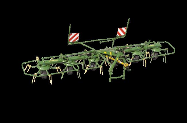 Krone KW 6.72 - 6 rotor tedder