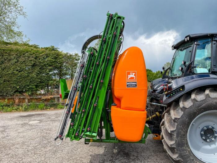 Amazone UF 1801 21 metre mounted sprayer