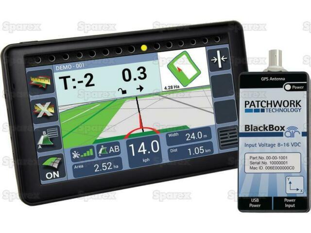 Patchwork Blackbox Air+ GPS system