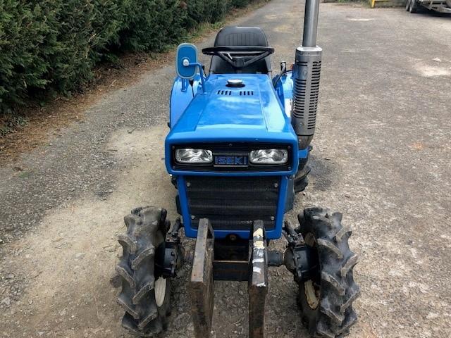 ISEKI 2140 Compact Tractor