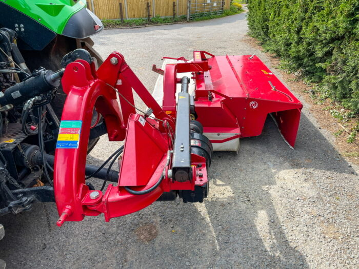 Lely Splendimo 280 MC mower conditioner