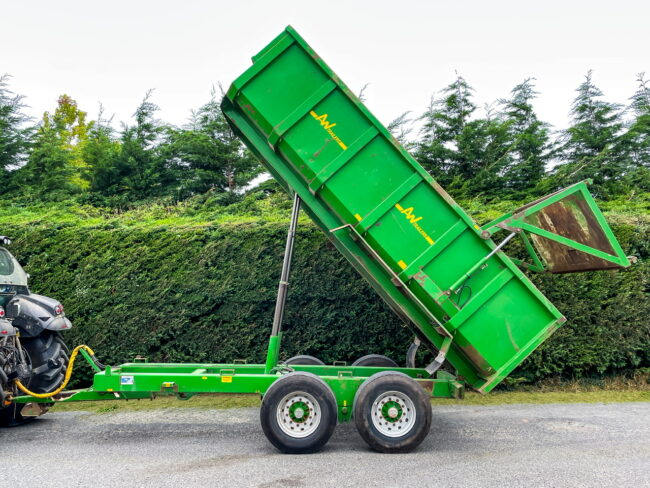 AW 12 tonne trailer